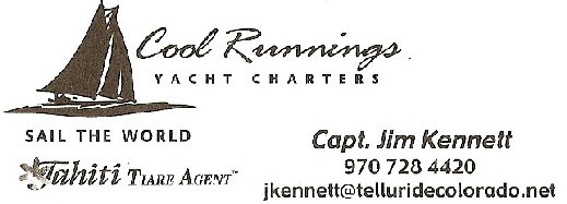 Cool Runnings Yacht Charters